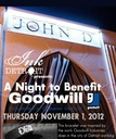 Thursday November 01 2012 - A Night to Benefit Goodwill Industries of Greater Detroit