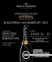 Friday November 23 2012 - Forbidden Black Friday