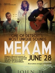 Thursday June 28 2012 - Mekam Concert
