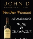 Wednesday October 31 2012 - Wine Down Wednesday
